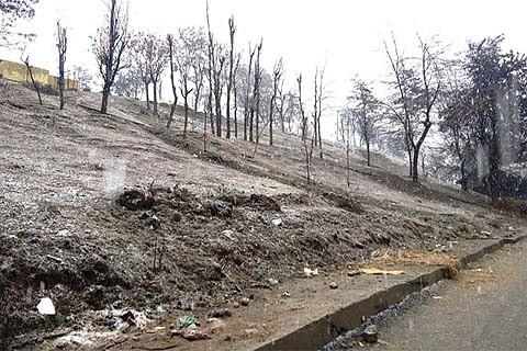 9 kanal of state land retrieved at Tengpora