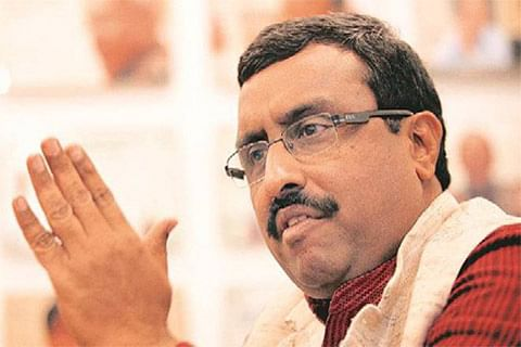 Will decide on LAHDC polls after talks with party leaders: Ram Madhav