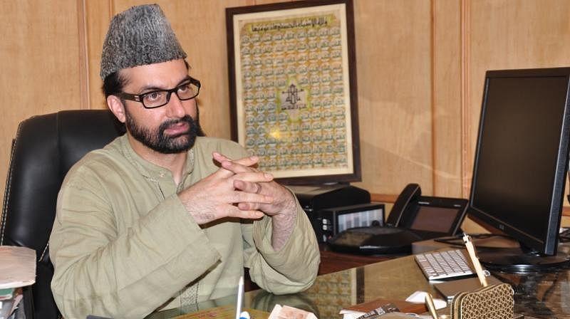 Mirwaiz condemns 'arrest spree' in south Kashmir