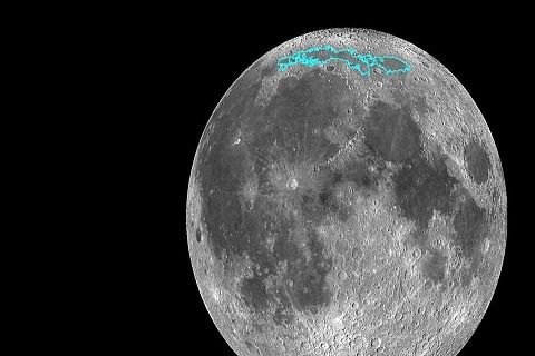 Chinese spacecraft discovers secrets of Moon's dark side