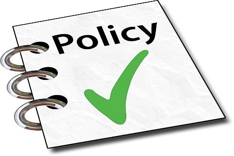 Policy decisions can wait…..