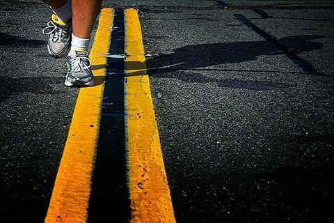 Muneer, Adil  run 120 kms Ultra Marathon from Srinagar to Baltal