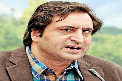 Those responsible must be dealt with as per law: Sajad Lone
