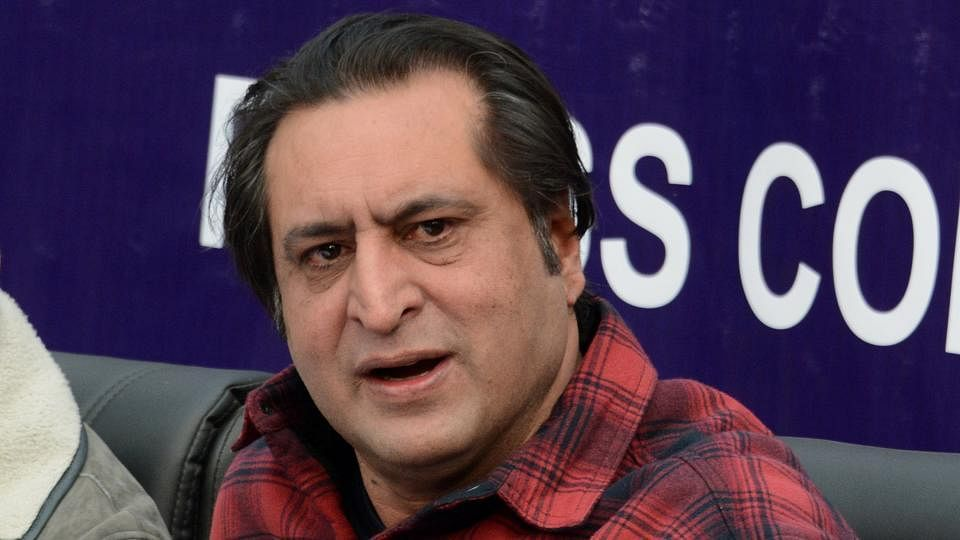 Sajad Lone visits Kupwara
