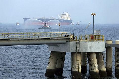 Saudi Arabia says 2 oil tankers damaged by sabotage attacks