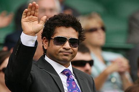 Sachin Tendulkar responds with witty reply to ICC troll