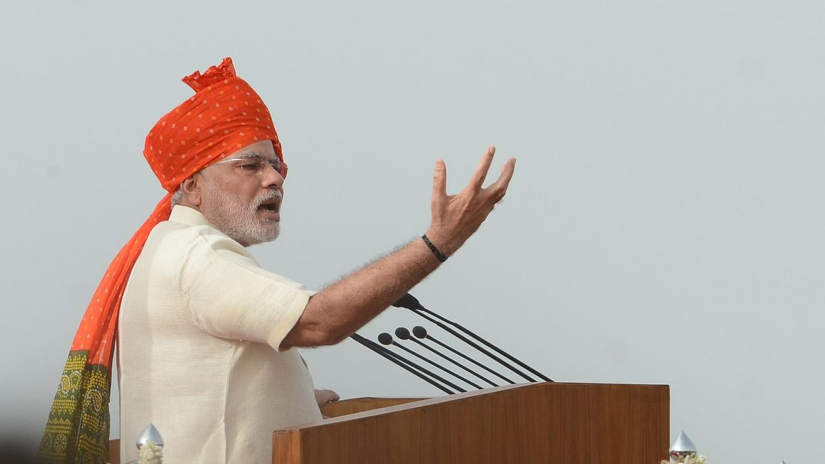 Indian democracy strengthened by poll verdict: PM Modi