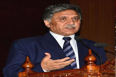 Advisor Ganai chairs 28th BoD meet of Muslim Wakf Board