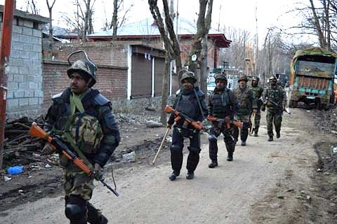 AGH militant killed in Tral, ISJK militant found dead