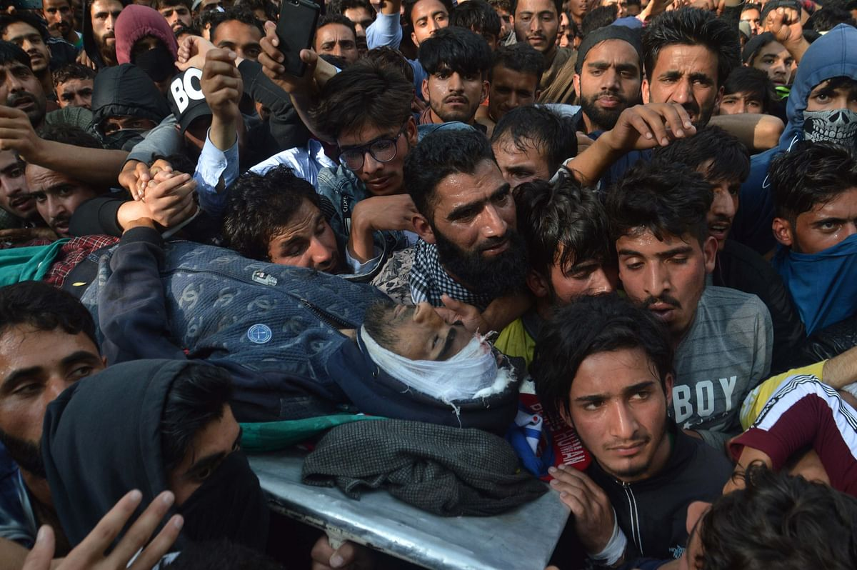 Jaish militant killed in Verinag gunfight