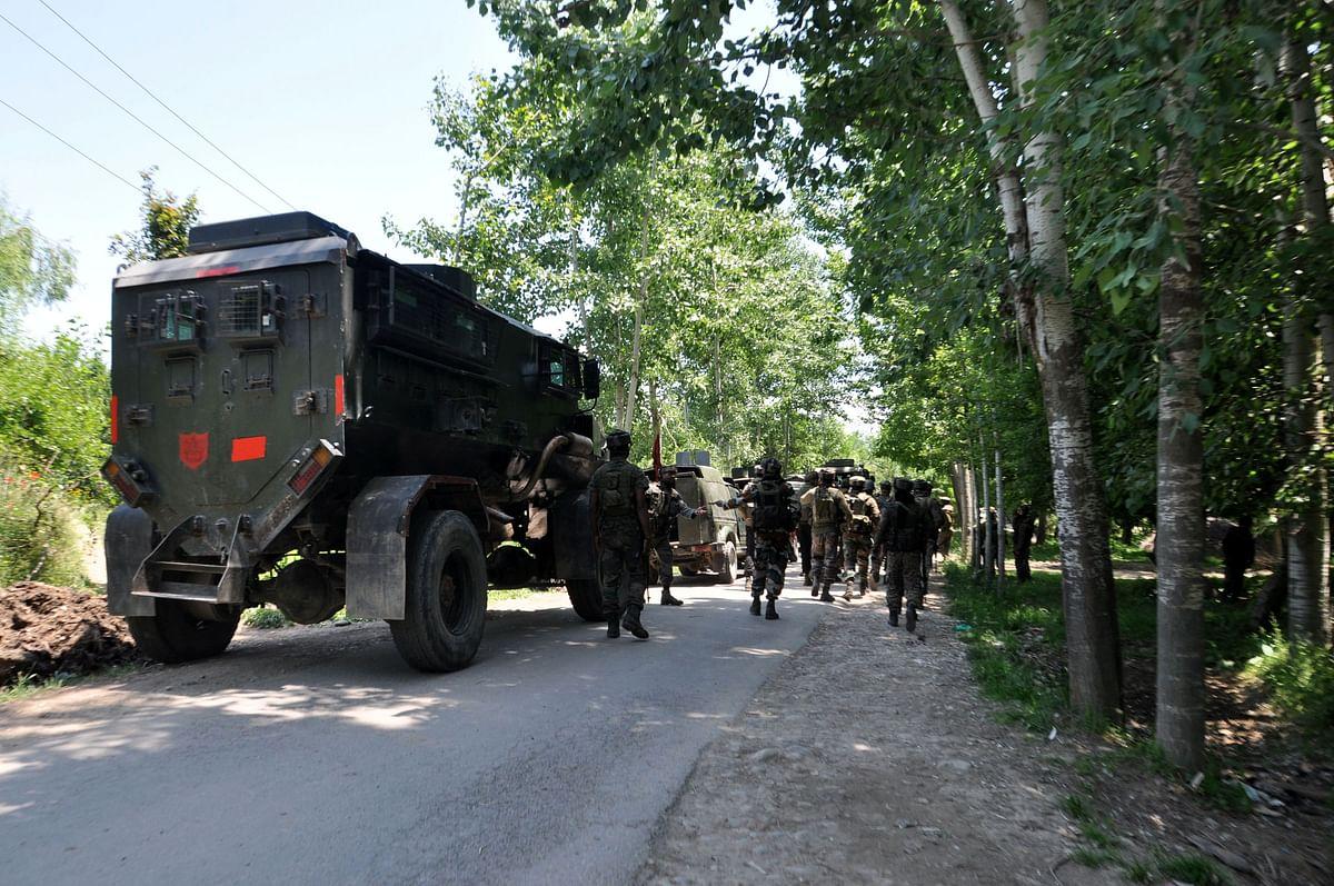 Militant slain in Sopore buried in north Kashmir's Sheeri