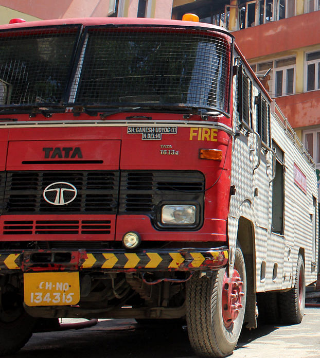Fire station in Kupwara village lacks men, machinery