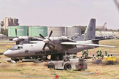 100 hours on, IAF intensifies search ops to trace missing AN-32 aircraft