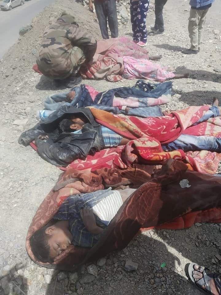 9 killed in Leh road accident