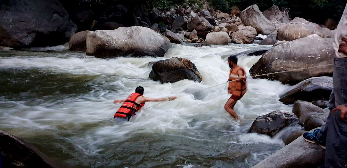 Day 3: Rescue operation continues to trace drowned youth