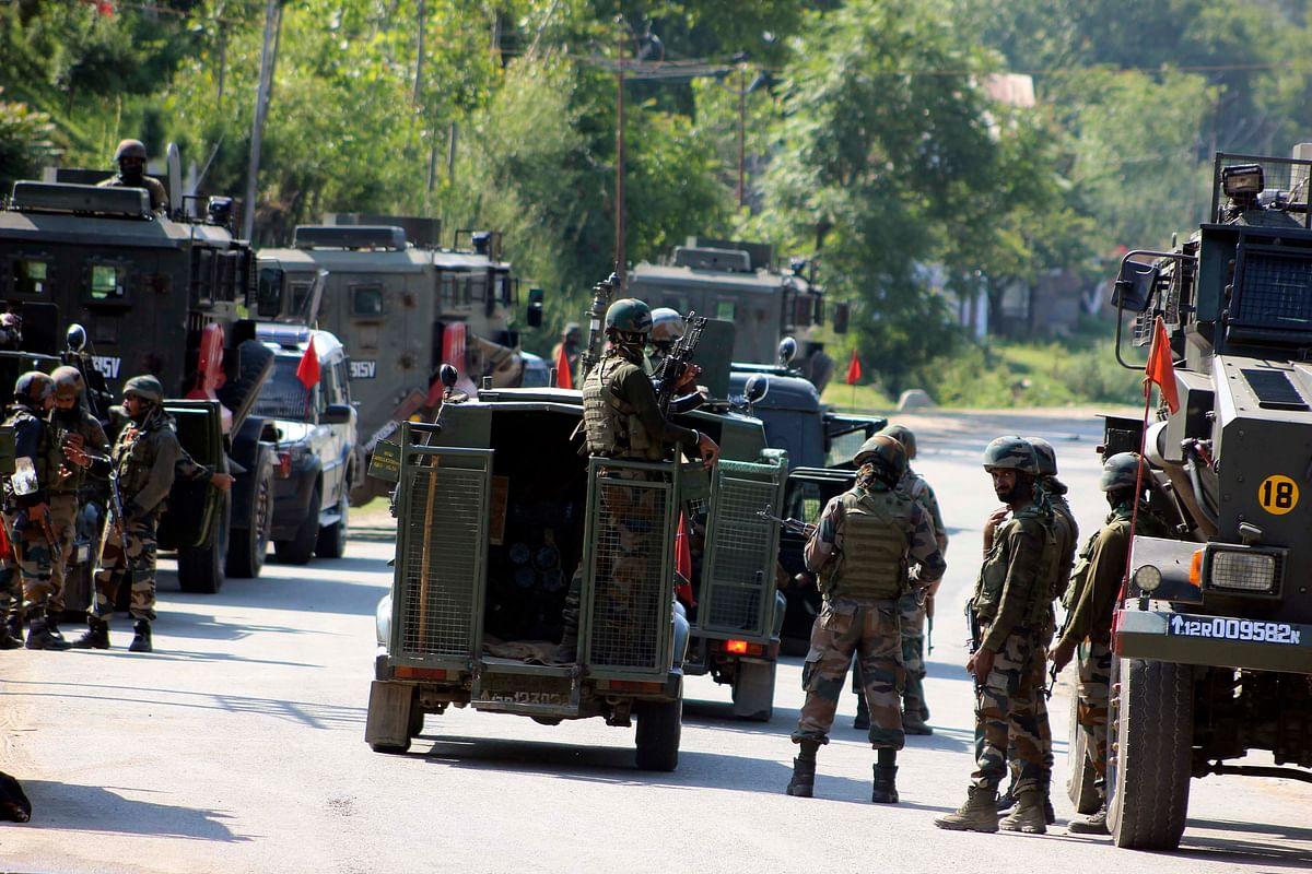 LeT commander among four militants killed in Anantnag gunfight