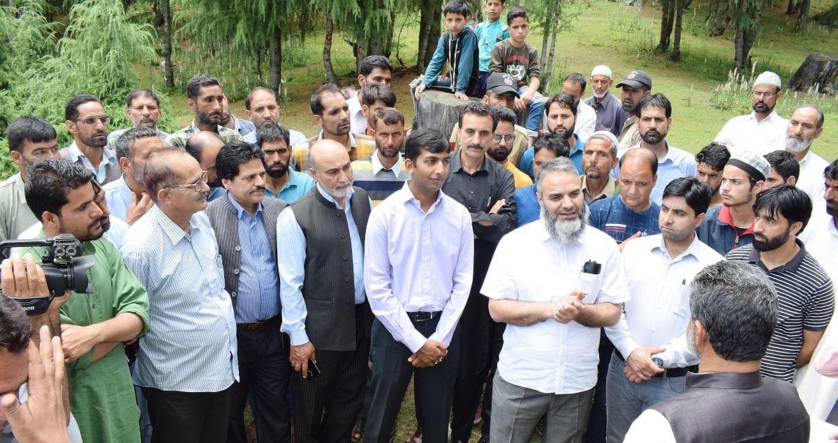 Back to Village initiative kindles hope in Kupwara