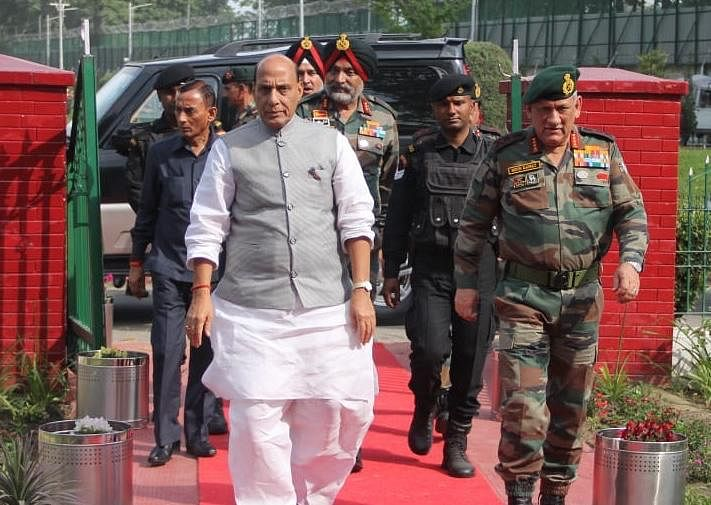 India determined to protect its sovereignty, territorial integrity: Rajnath on eastern Ladakh row