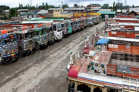 Transporters defer strike in Jammu and Kashmir