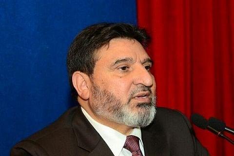 Altaf Bukhari grieved over demise of Showkat Ahmad Jan