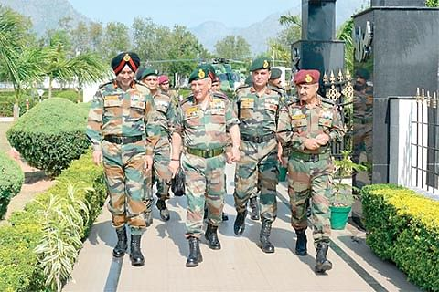 Troops fully prepared for all security challenges in Jammu and Kashmir: Army Chief