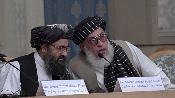 China says Taliban leader was in Beijing to discuss Afghan peace process