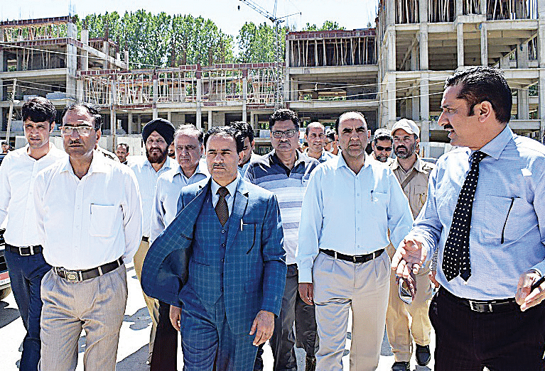 Academic session in GMC Baramulla to start from July: DDC