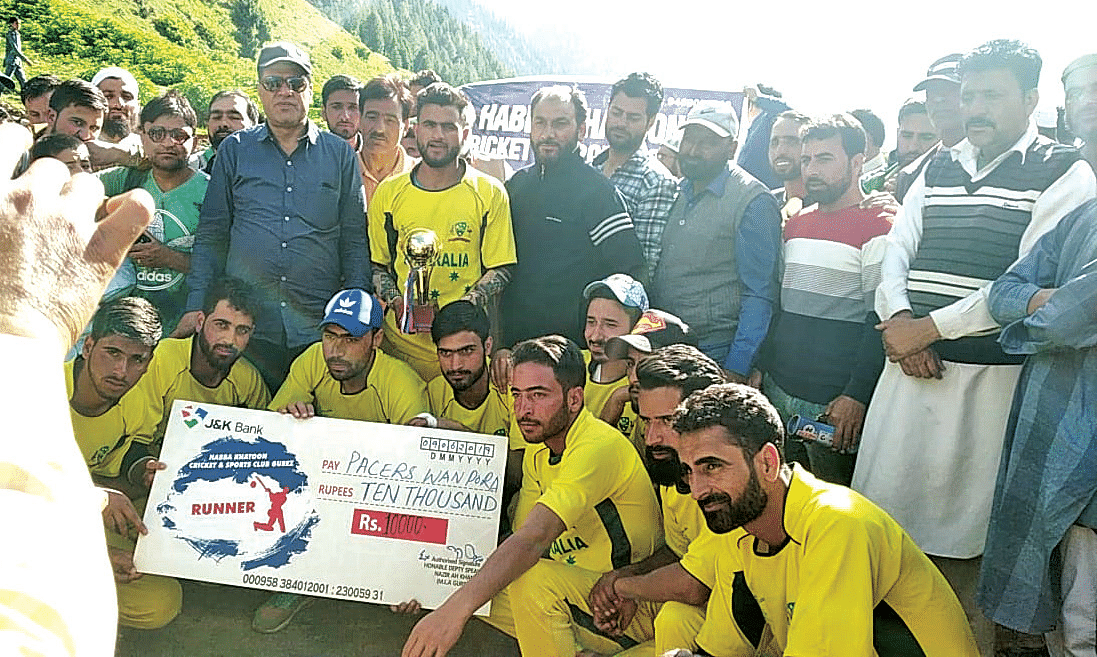 Cricket tourney concludes in Gurez