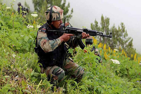 Militant killed in gunfight with security forces in Rajouri