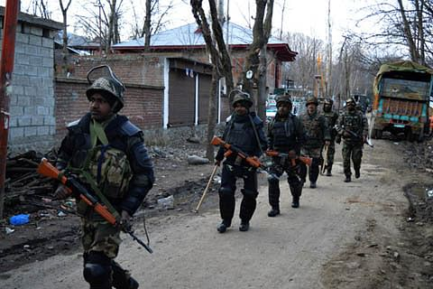 Searches launched in north Kashmir's Sopore village