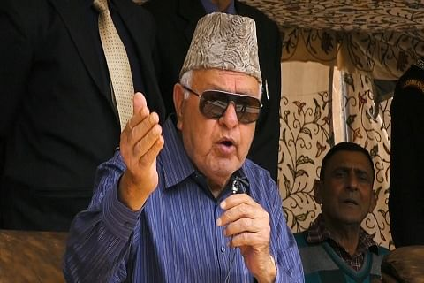Talks must be held with Hurriyat: Farooq Abdullah