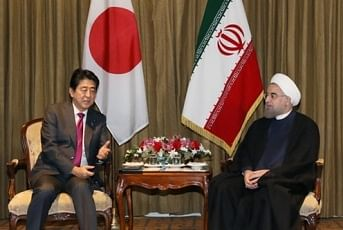 Man on a mediation mission: Japan PM Abe heads to Iran