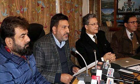 Home Minister's visit: Kashmir business body urges Governor to review restrictions' order
