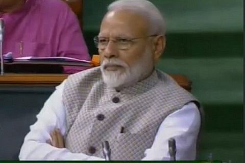 India fighting Covid with all its might: PM Modi