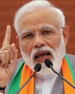 PM speaks to 2 beneficiaries