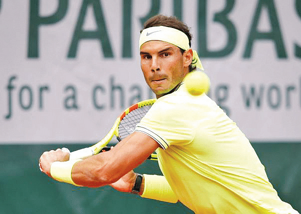 Nadal wins 12th French Open and 18th Grand Slam title