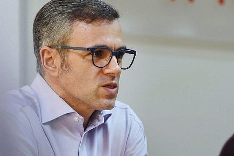 Omar mocks cleanliness drive at Parliament complex, says it's one of the cleanest places