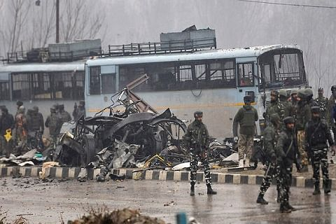Militant whose car was used in February 14 Pulwama attack among two JeM militants slain in Bijbehara gunfight