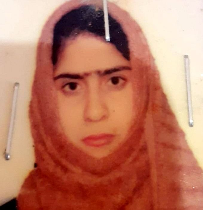 Police seeks help of general public to trace missing north Kashmir girl