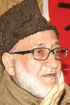 Syed Yasin Andrabi passes away