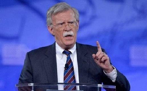 Bolton warns Iran to not mistake US prudence for weakness