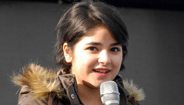 Omar Abdullah, Shah-Faesal support Zaira's decision to quit acting, wish her luck
