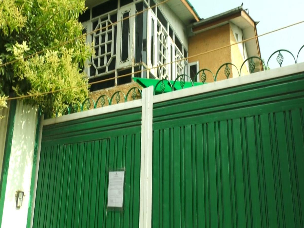 NIA attaches residence of Asiya Andrabi in Srinagar