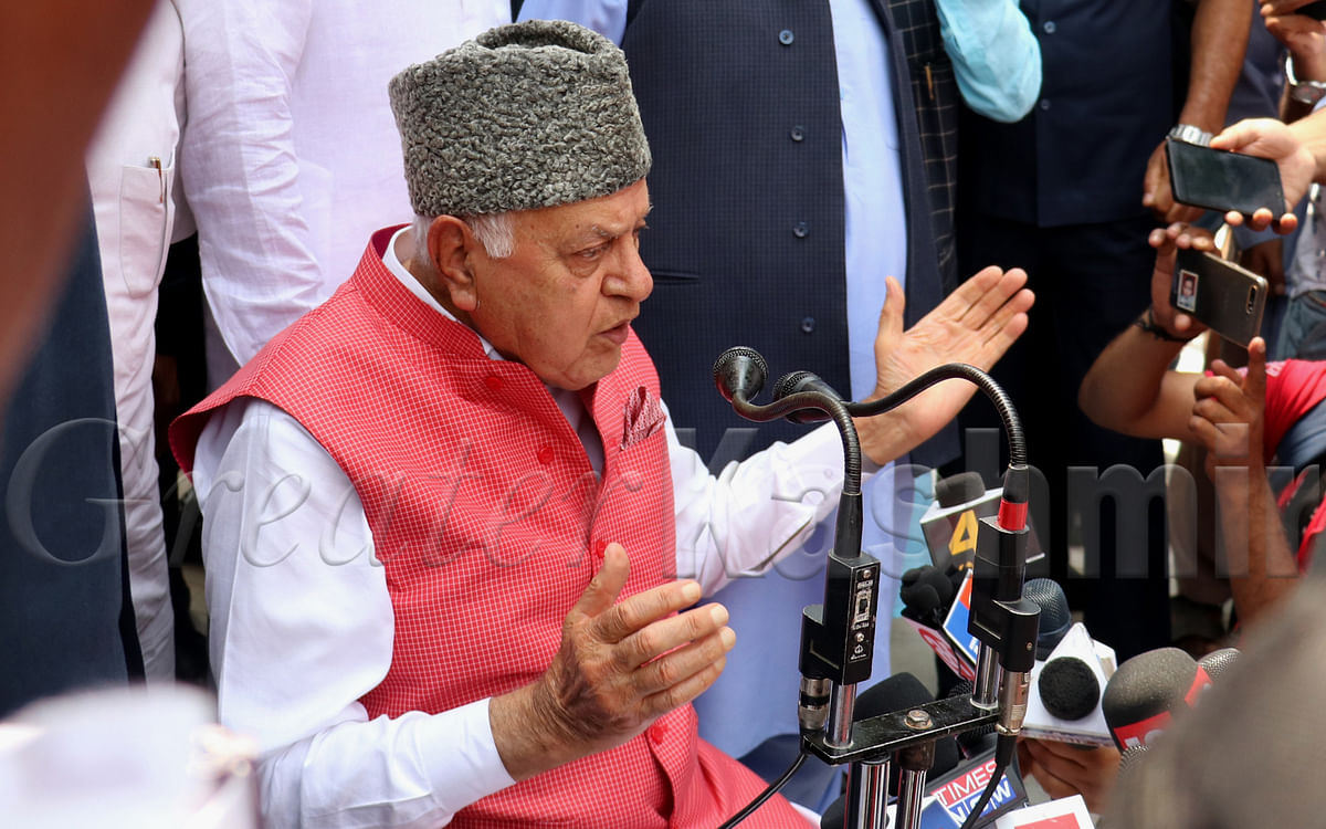 Farooq Abdullah calls for restoration of statehood to Jammu and Kashmir, pins hopes on Supreme Court