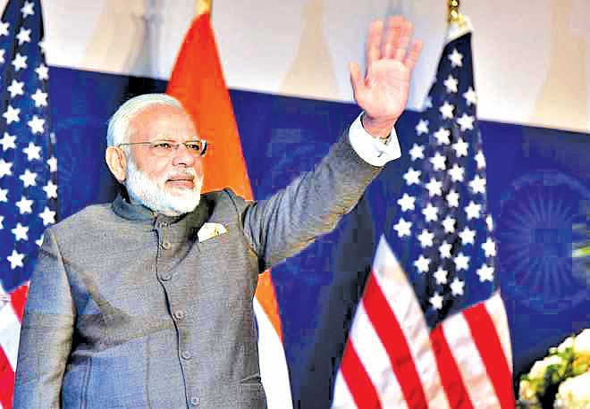 Modi to visit US in September for UN Climate Summit