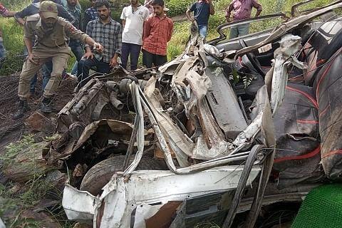 7 killed in Ramban accident