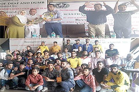 5th Srinagar Games of Deaf-2019 concludes