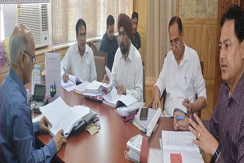 Ensure strict adherence to deadlines of power projects to avoid cost escalation: Advisor Sharma to JKSPDC