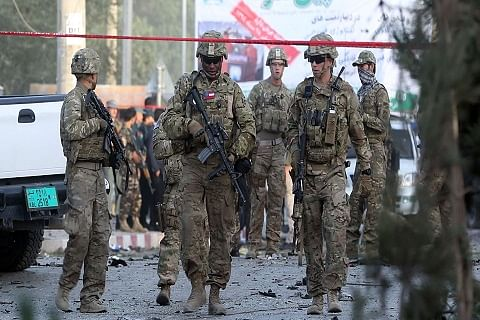 Afghan colonel killed in 'insider attack' near US forces