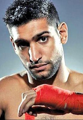 Amir Khan wins WBC International Welterweight Title